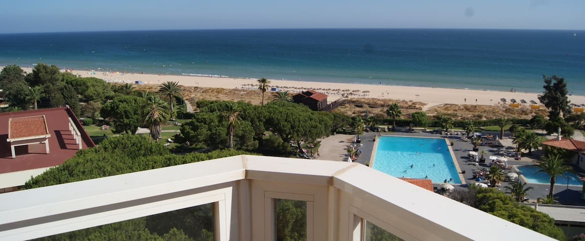 Alvor Apartment - 3 Rooms - The best beach view - Alvor - Apartamento