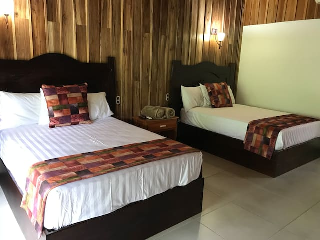 Arenal History INN + Volcano views - Superior Room