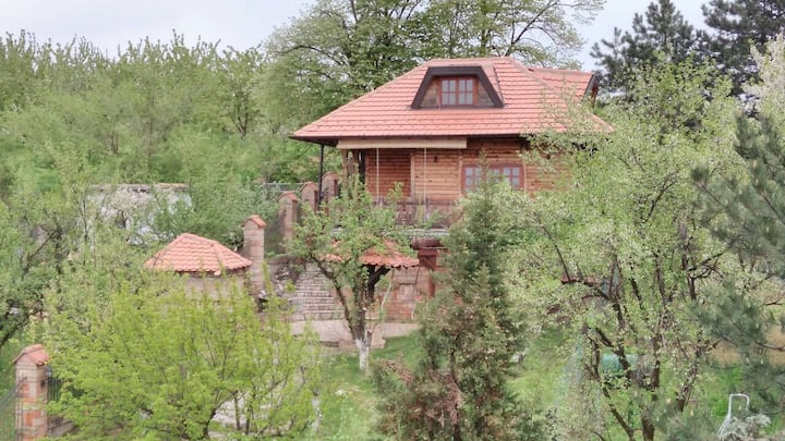 Wooden House Kasteljan