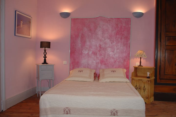 Suite parentale. A Montpeyroux 63