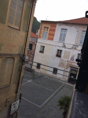 Un gioiello nel cuore del Borgo - Финале-Лигуре - Квартира