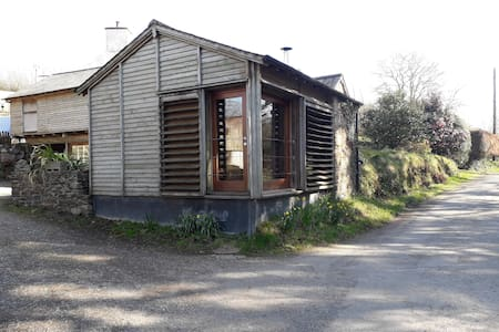 Self contained annexe on edge of moor.