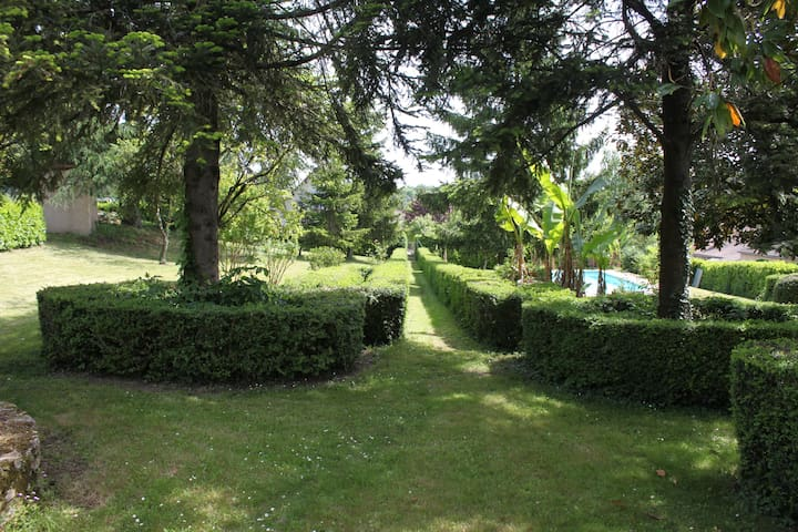 Gîte calme en plein coeur de la Dordogne