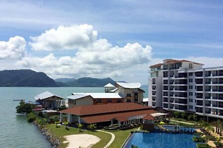 Experience The Jewel of Kedah/Studio Suite #2 - Langkawi - Bed & Breakfast