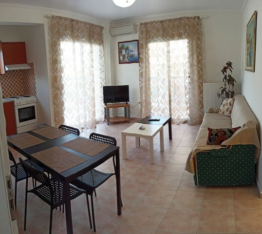 Comfortable Apartment ( in Kallithea Chalkidiki )