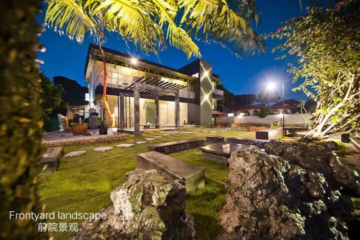 New Hill Residence Malacca Homestay 34-45 Pax