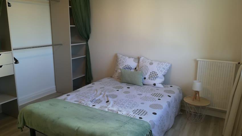charmant appartement cosy T1 entièrement rénové