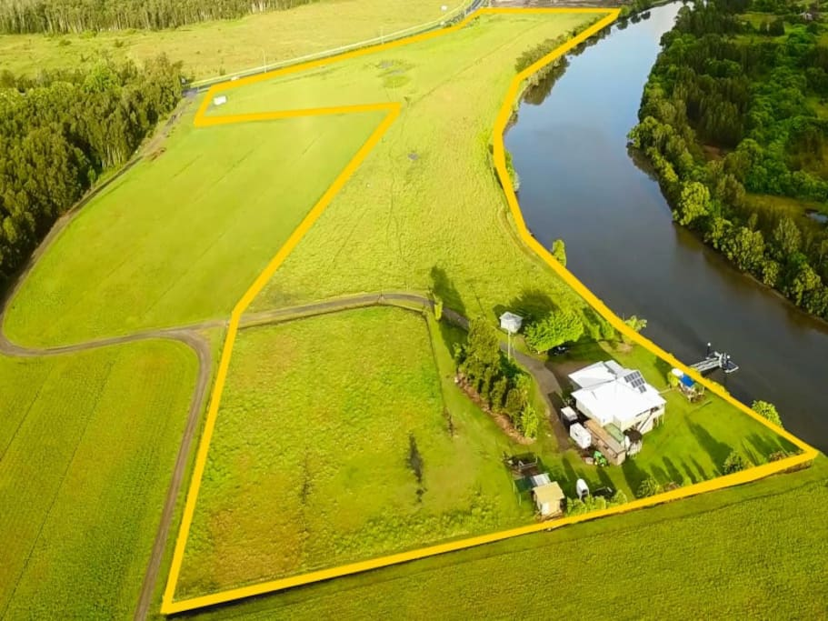 Aerial Drone Photo of the Property