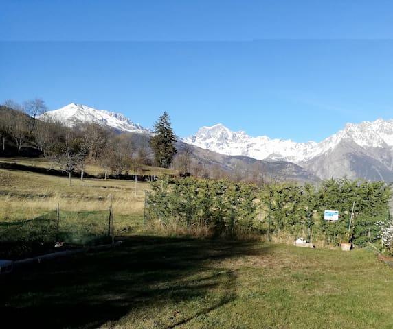 Casetta alpina - La Cheriety