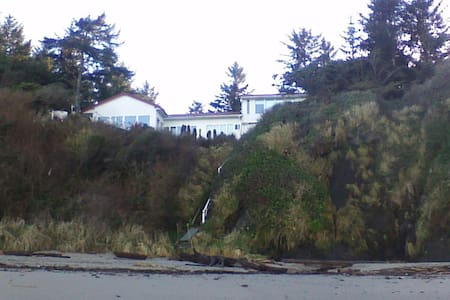 Summer Retreat at Lighthouse Beach - Coos Bay - Dům