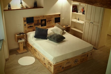 Brunello apartment...for wine lovers