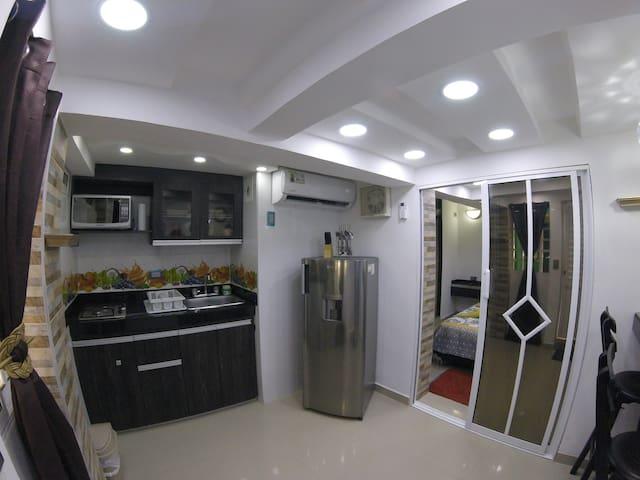 Posada Amiel Forbes Apartament 103