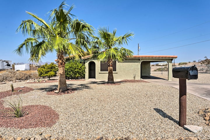 NEW! Lake Havasu City Home < 3 Miles to the Lake!