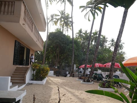 Seaside villa with stunning views