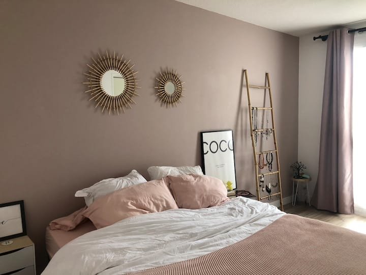 Bel appartement cocooning à Tarbes