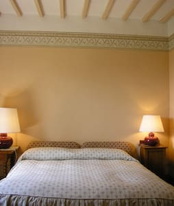 Lovely room in Tuscany ancient Villa - Montepulciano