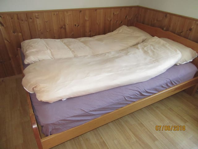 Postvegen 95- double bed 150 cm