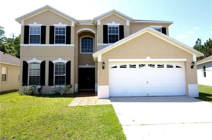 Perfect Group Stay Near Orlando Airport - Orlando - Huis