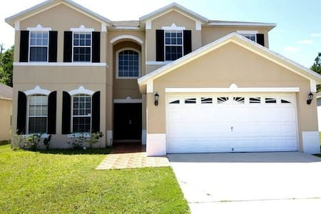 Perfect Group Stay Near Orlando Airport - Orlando - Talo