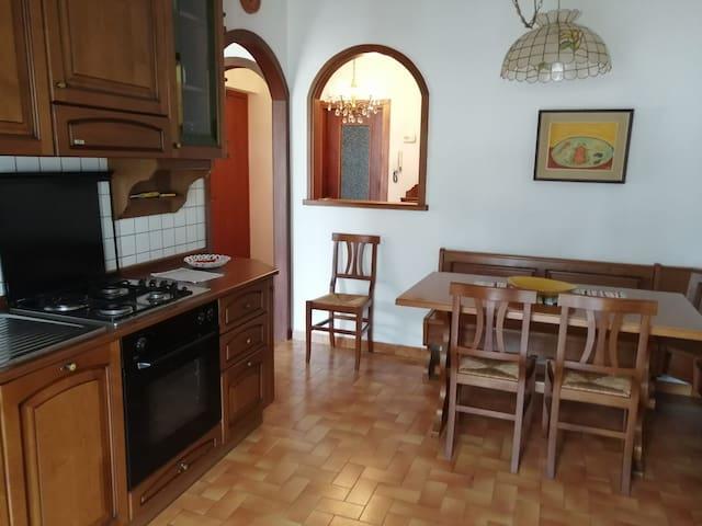 Casa con vista a Torchione-moia(Albosaggia, SO)