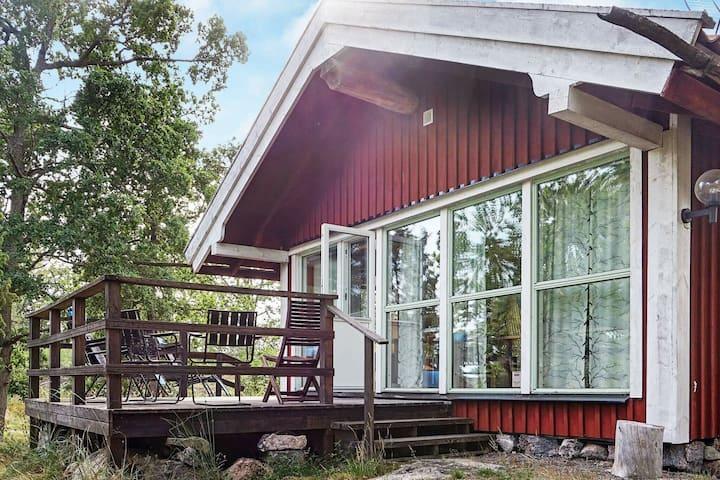 6 Personen Ferienhaus in VALDEMARSVIK