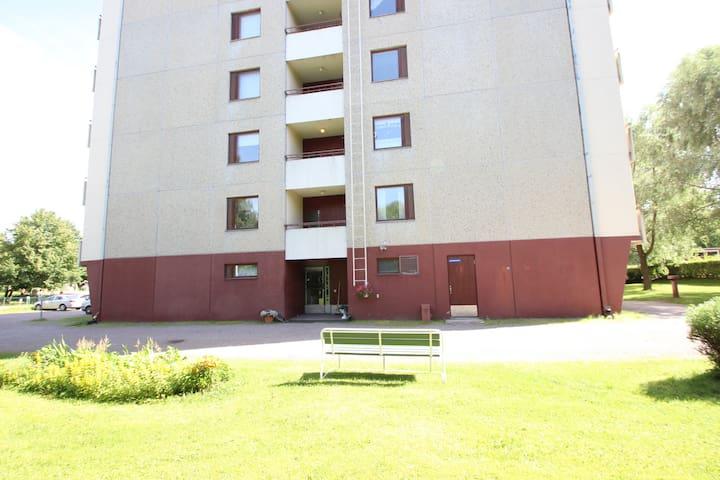 One bedroom apartment in Äänekoski, Koulukatu 3 (ID 7950)