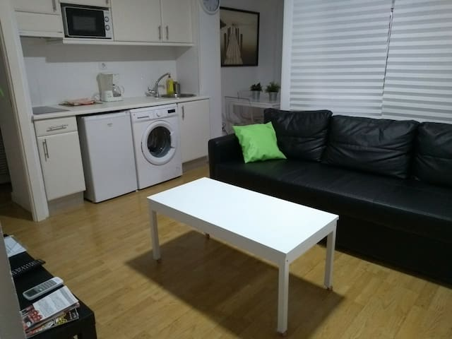 APARTMENT COMFORTABLE VERY CENTRAL 1 BEDROOM