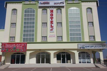 Al Areen Hotel Apartment.al sharique, gabbi bidiya