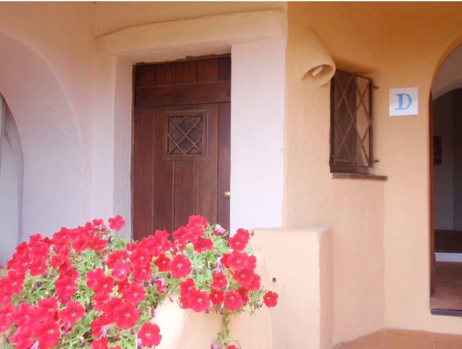 ingresso indipendente dell'abitazione