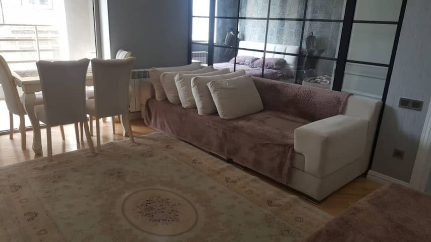 Cozy/Stylish/Convenient Home in Baku City
