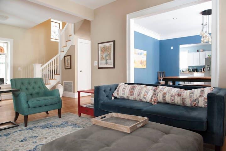 #6 Historic Chicago Home - Bunk Bedroom (Singlex2)
