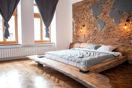 World Studio Sibiu Global Apartment