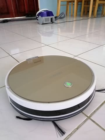 Thank you for your review and support. You made us go further. Our latest addition into our work force. Meet Robo Cleaner Alpha Sense :)