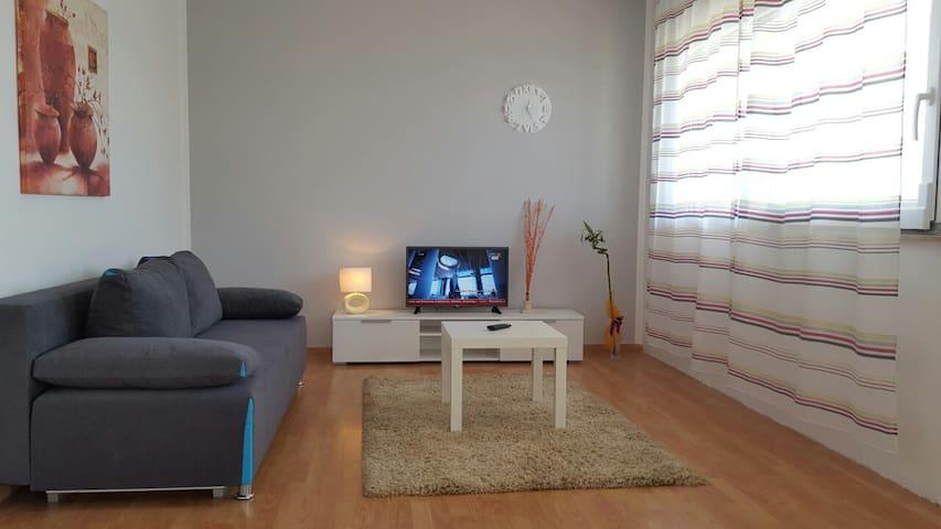 Sea view apartment - Novi Vinodolski - Lägenhet