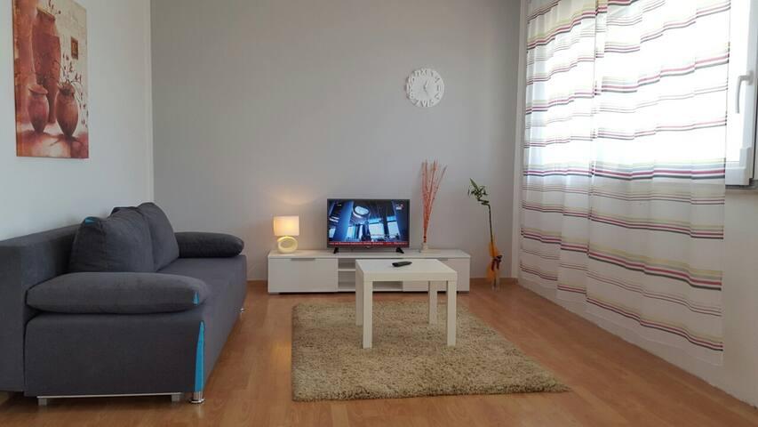 Sea view apartment - Novi Vinodolski - Lejlighed