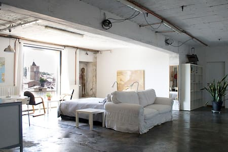 Writer / Artist/ relax and do nothing studio - Barjols - Loft