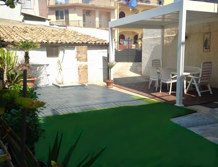Casa Fullari...relax,mare in centro