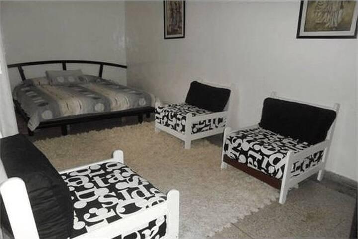 Chambre double - Tamraght - Villa