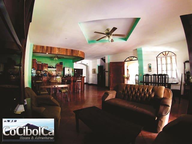 Casa en Rivas, surf, volcanes, lago - San Jorge - House