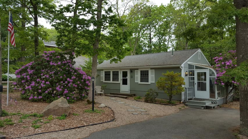 Cozy Cape Cod short term rental - Falmouth, MA