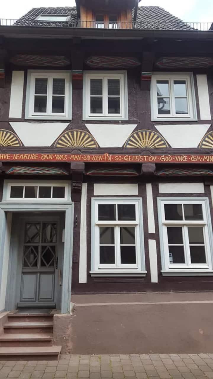 """Historisches Fachwerkhaus """" Dina """""""