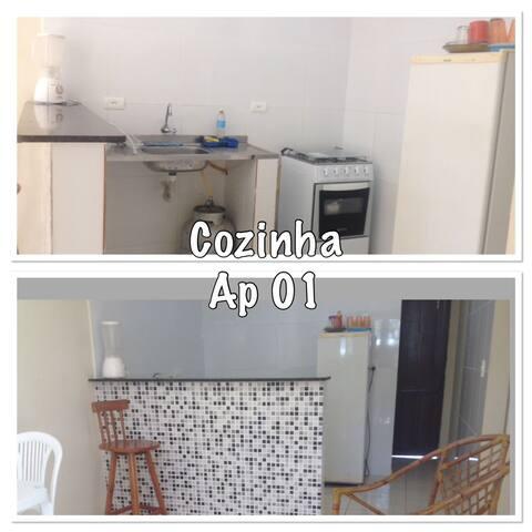 Apartamento em Peroba (Maragogi) - Térreo 01 - Maragogi - Pis