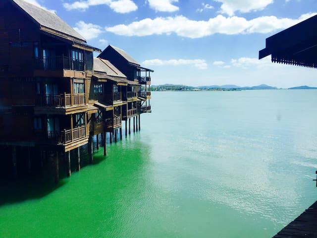 Sea Villa Sea View @ Langkawi Lagoon Resort