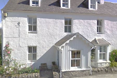 Plockton-a large self catering home