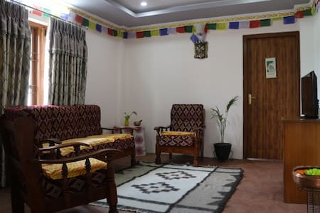 4 Bed Flat B&B and Cook $15 a night Nepali style