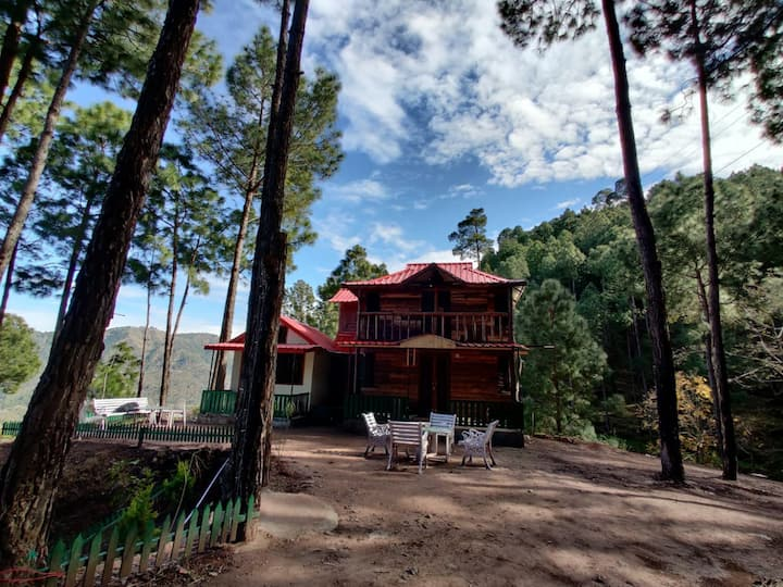 1 Duplex for 4 persons at PVR, Kasauli -105