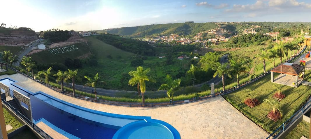 Apartamento na charmosa cidade de Bananeiras-PB - Bananeiras - Apartemen