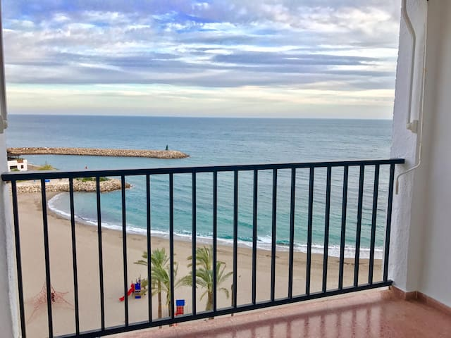 New amazing apartment in from of the sea! - Aguadulce - Apartmen