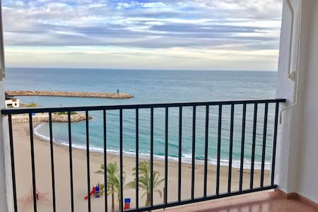 New amazing apartment in from of the sea! - Aguadulce - Wohnung