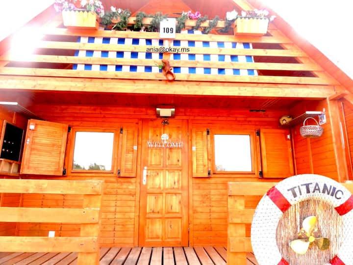 Haus am Strand an der Ostsee-VIP
